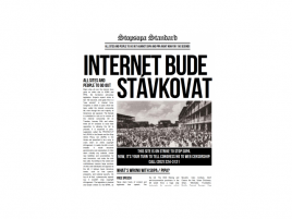 Internet bude stávkovat
