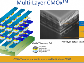 Multi-Layer CMOx