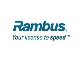 Rambus logo (Your license to speed)
