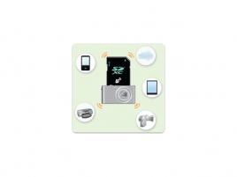 Wireless LAN SD (ilustrační obrázek)