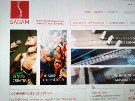 Web SABAM