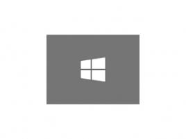 Tlačítko Start (Windows 8.1)