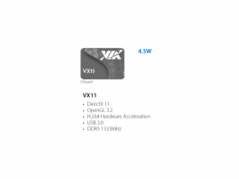 VIA VX11 Trailer