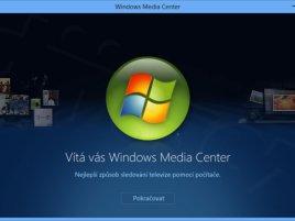 Windows 8 Media Center