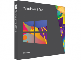 Windows 8 Professional (balení)