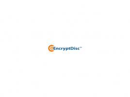 EncryptDisc logo