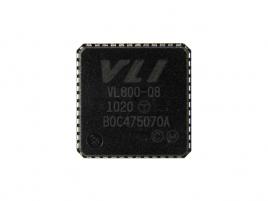 VIA Labs VL800 USB 3.0 hostitelský řadič - čip