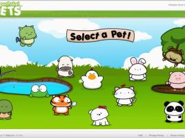 Slide SuperPoke Pets
