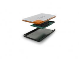 Samsung SSD otevřený