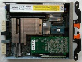 IBM Storwize V3700 - controler uvnitř