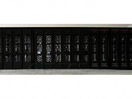 IBM Storwize V3700 - přední panel