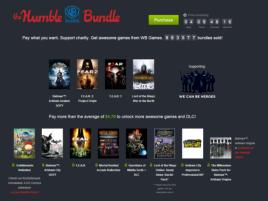 The Humble WB Games Bundle
