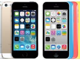 Apple iPhone 5C - úvodní foto
