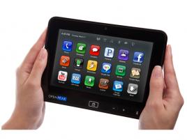 Intel Atom tablet OpenPeak