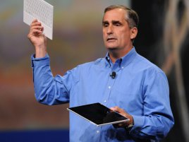 Intel Brian Krzanich 2 In 1