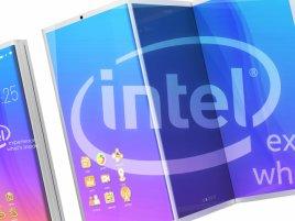 Intel: Notebooky se skládacím displejem nečekejte do dvou let