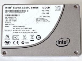 Intel SSD DC S3500 120 GB