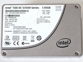 Intel SSD DC S3500 120 GB