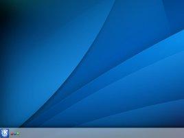 KDE_411_001empty-desktop