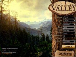 Unigine Valley - Obrázek 1