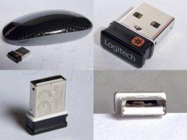 Logitech Touch Mouse T620 + Unifying přijímač