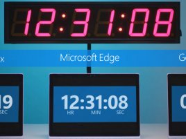 Microsoft Edge Vs