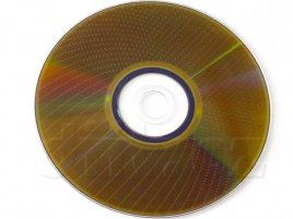 Panasonic DVD-RAM 3x po 2 měsících pečení na slunci