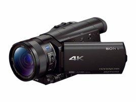 Sony FDR-AX100/B - Obrázek 6