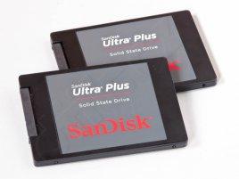 SanDisk Ultra Plus SSD 2×