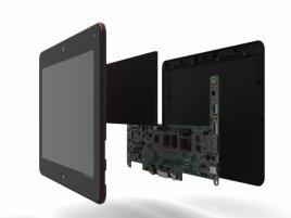 Tablet s Intel Atom Clover Trail - referenční design