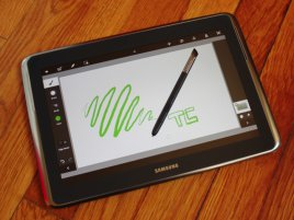 TechCrunch Samsung Galaxy Note 10.1 01
