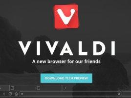 Vivaldi Linux