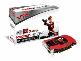 VTX 3D Radeon HD 7870 X-Edition