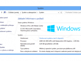 Windows 8 Pro with Media Center