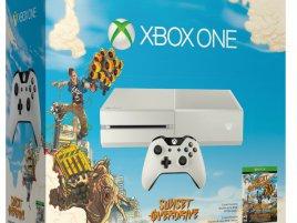 Xbox One White 01