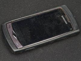 Znovunalezený zaprášený Samsung Wave