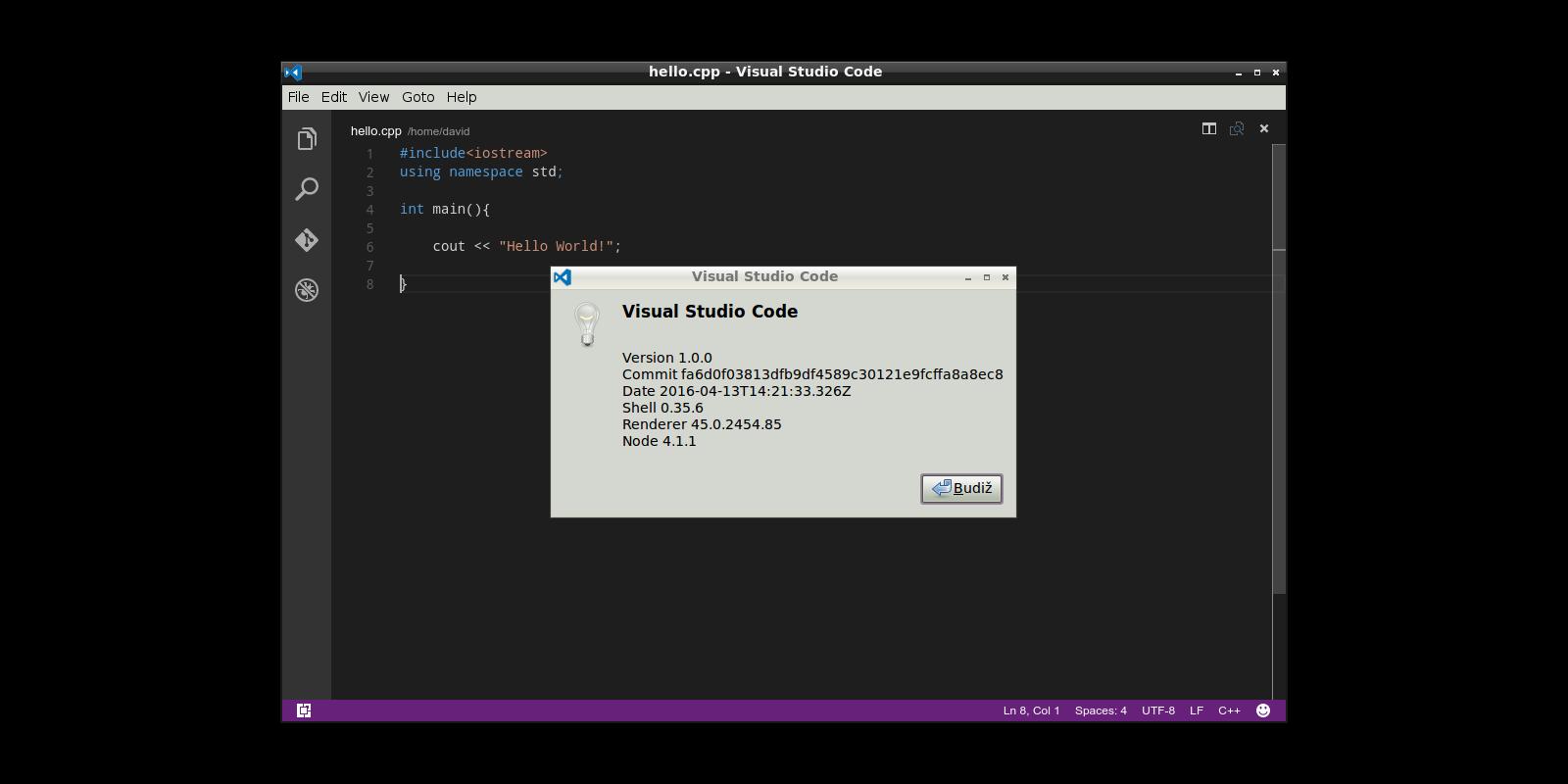 microsoft visual code